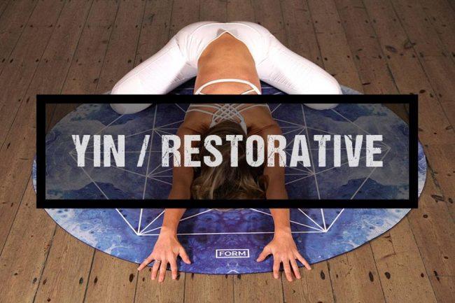 Corso Yin & Restorative